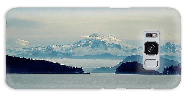 Mt. Baker Washington Galaxy Case