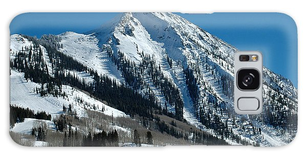 Mt Crested Butte Galaxy Case