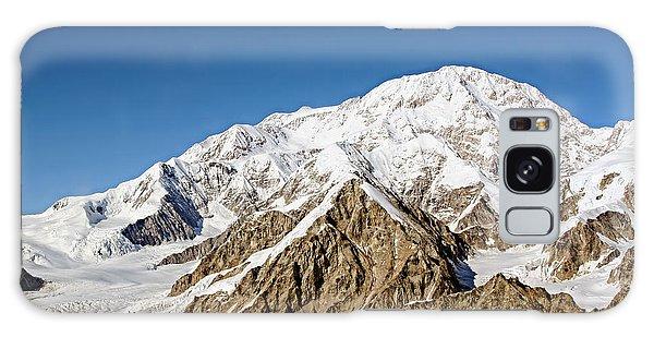 Mt Denali - Mount Mckinley Alaska Galaxy Case