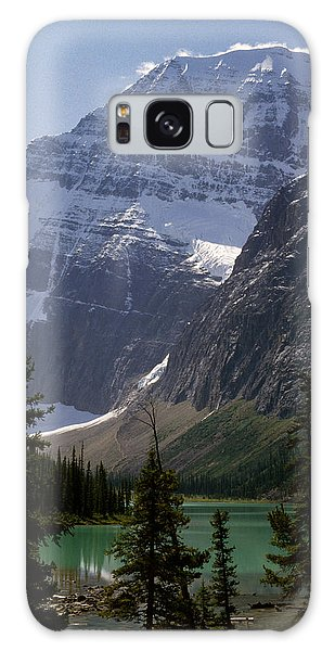 Galaxy Case - Mt Edith Cavell by Bob Neiman