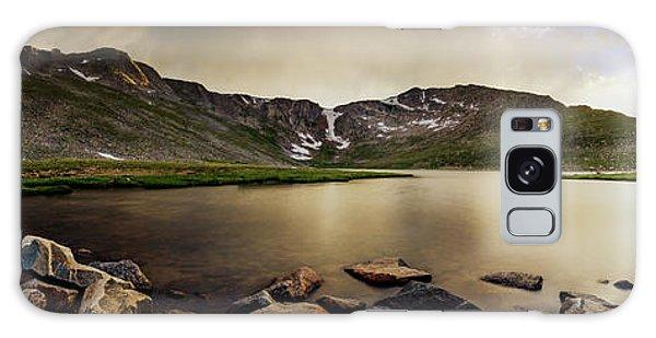 Mt. Evans Summit Lake Galaxy Case