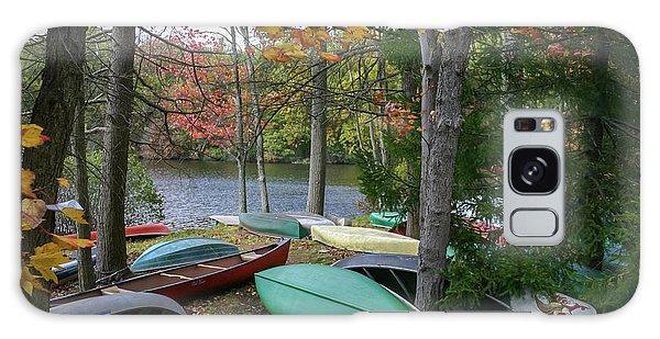Mt. Gretna Canoes Galaxy Case