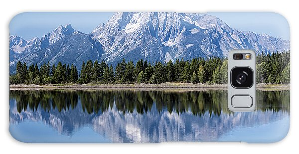 Mt. Moran Grand Tetons Galaxy Case