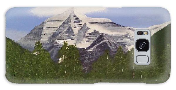 Mt. Robson, Bc Galaxy Case