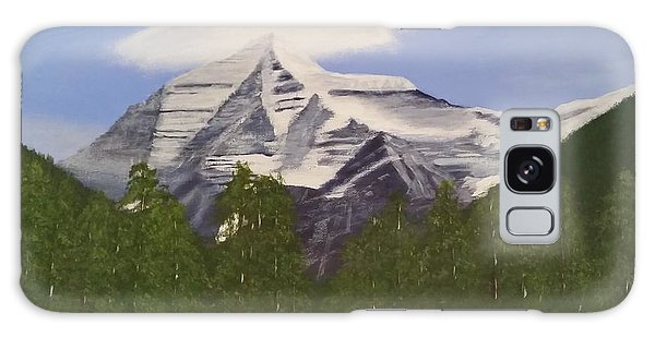 Mt. Robson, Bc Galaxy Case