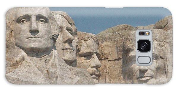Mt. Rushmore Galaxy Case