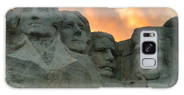 Mt. Rushmore Galaxy Case
