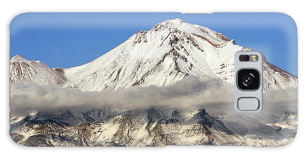 Mt. Shasta Summit Galaxy Case