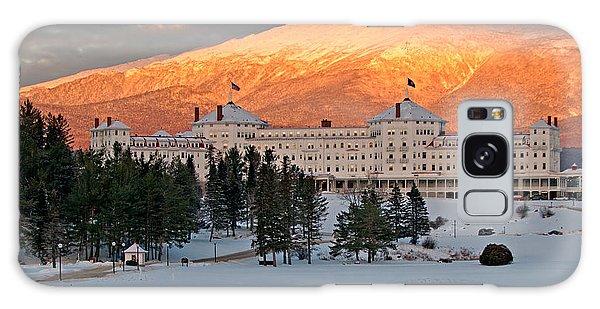 Mt. Washinton Hotel Galaxy Case