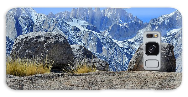 Mt. Whitney - Highest Point In The Lower 48 States Galaxy Case