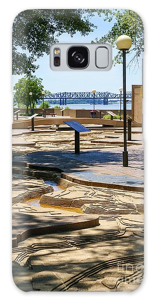 Mud Island Park Galaxy Case