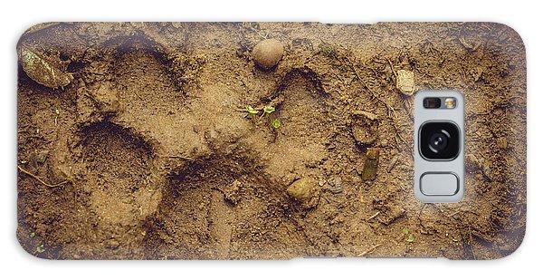 Muddy Pup Galaxy Case