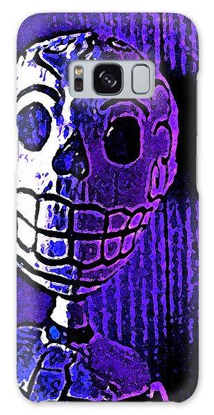 Muertos 2 Galaxy Case by Pamela Cooper