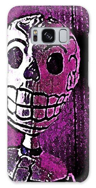 Muertos 3 Galaxy Case by Pamela Cooper