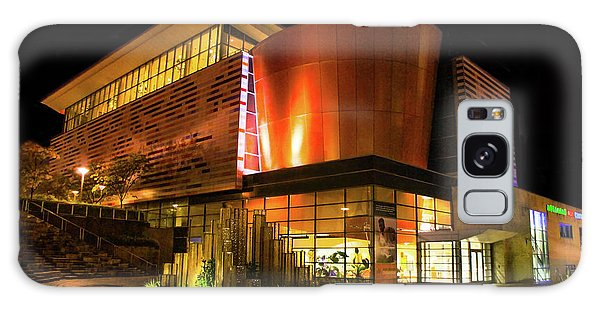 Cultural Center Galaxy Case - Muhammad Ali Center by Art Spectrum