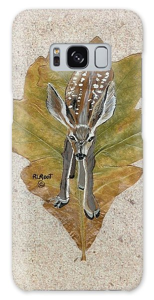 Mule Dear Fawn Galaxy Case