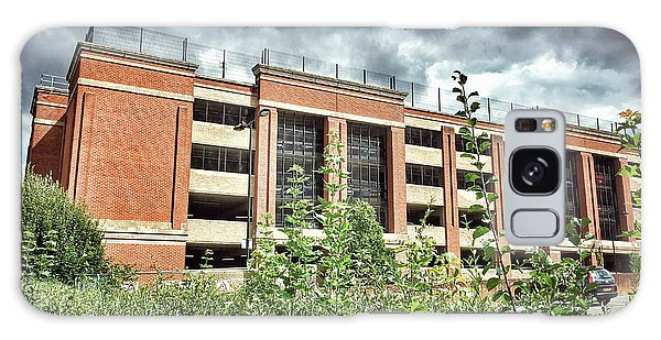 Bury St Edmunds Galaxy Case - Multi Storey Carpark by Tom Gowanlock