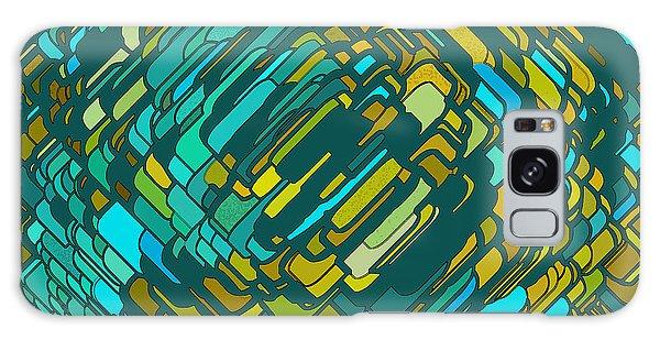Galaxy Case featuring the digital art Multiple Open Tabs 2 by Joy McKenzie