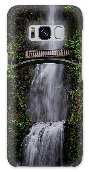Multnomah Falls 3 Galaxy Case
