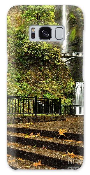 Multnomah Falls,oregon Galaxy Case