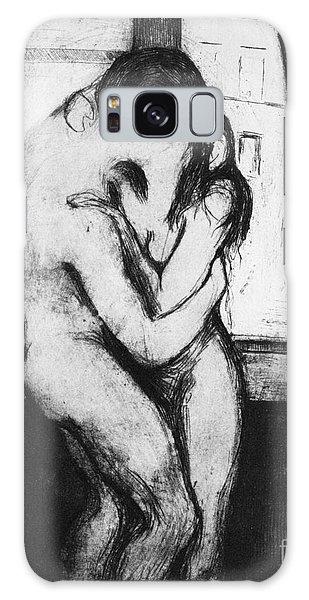 Munch: The Kiss, 1895 Galaxy Case
