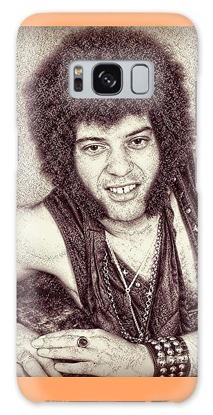 Mungo Jerry Portrait - Drawing Galaxy Case