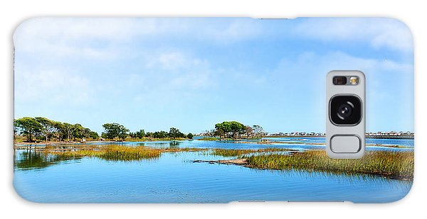 Murrells Inlet Galaxy Case by Kathy Baccari