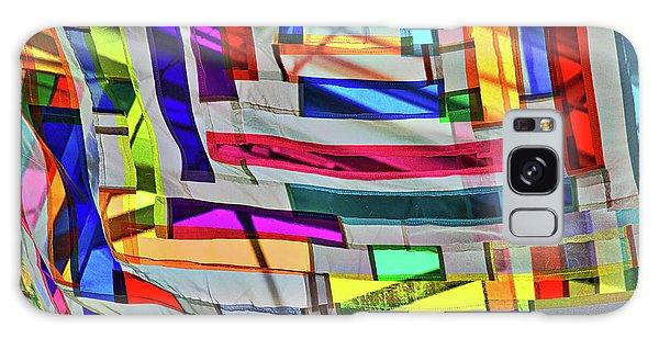 Museum Atrium Art Abstract Galaxy Case