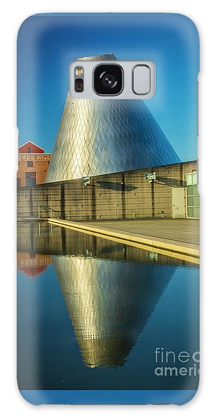 Museum Of Glass Tower Galaxy Case