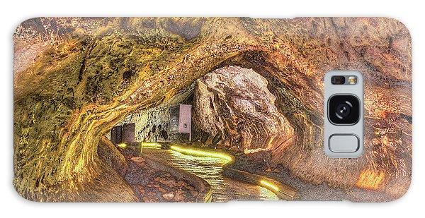 Mushpot Cave Galaxy Case