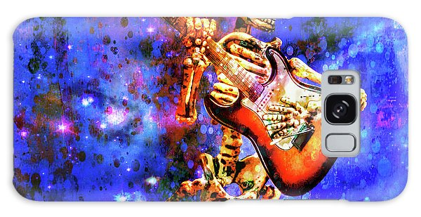 Music In The Air Galaxy Case by Jeff Gettis