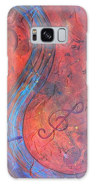 Musical Craze Galaxy Case
