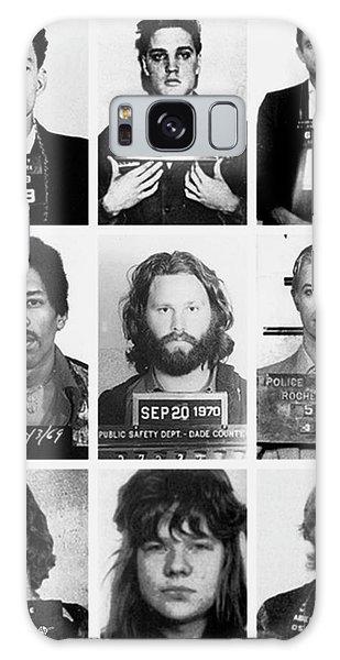 Musical Mug Shots Three Legends Very Large Original Photo 9 Galaxy Case