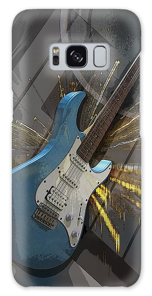 Musical Poster Galaxy Case