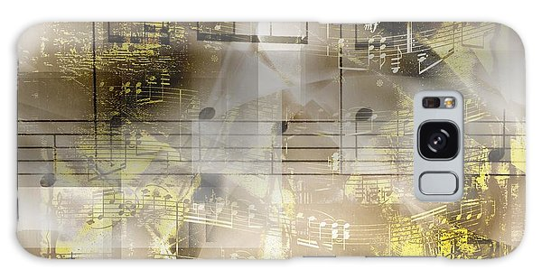 Musical Secrets Galaxy Case