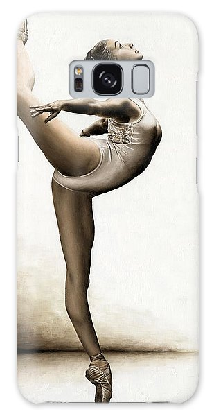 Dance Galaxy Case - Musing Dancer by Richard Young