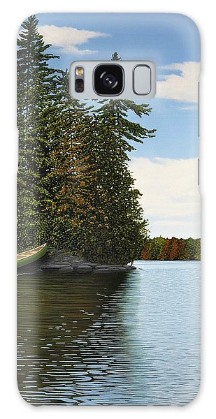 Muskoka Shores Galaxy Case by Kenneth M  Kirsch