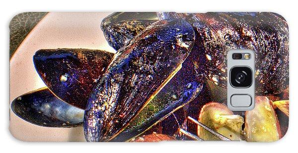 Mussel Beach Galaxy Case