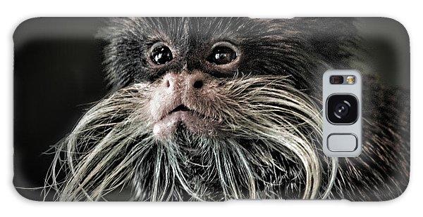 Mustache Monkey IIi Altered Galaxy Case
