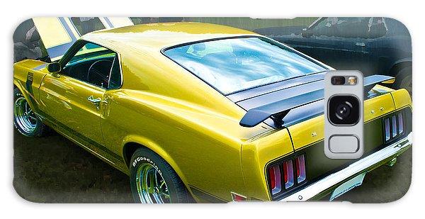 Mustang Boss 302 Galaxy Case