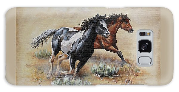 Mustang Glory Galaxy Case