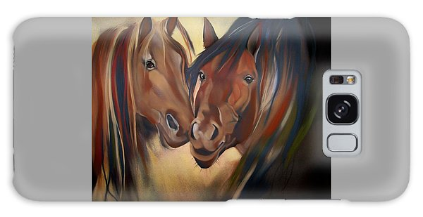 Mustangs Galaxy Case