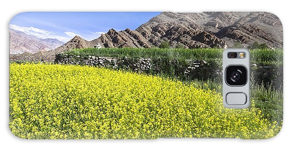 Mustard Field, Hemis, 2007 Galaxy Case