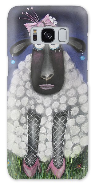 Mutton Dressed As Lamb Galaxy Case