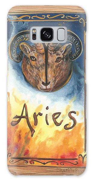 My Aries Galaxy Case