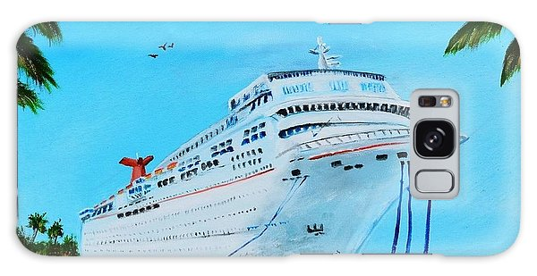 My Carnival Cruise Galaxy Case