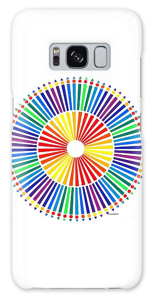 My Color Wheel. Galaxy Case