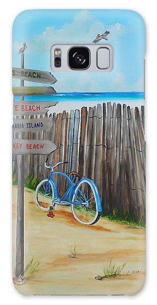 My Favorite Beaches Galaxy Case by Lloyd Dobson