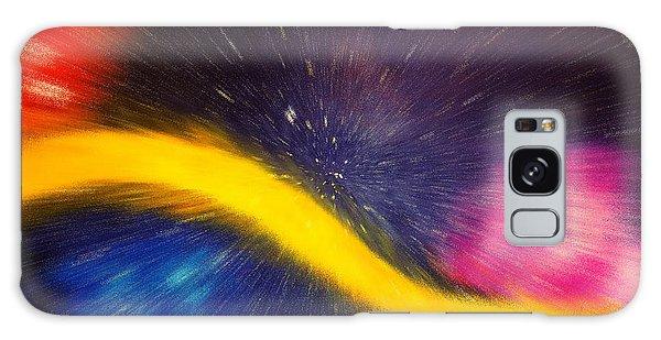 My Galaxy Too Galaxy Case