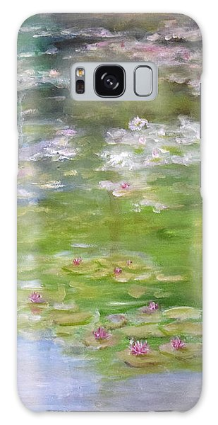 My Giverny Galaxy Case by Sandra Nardone